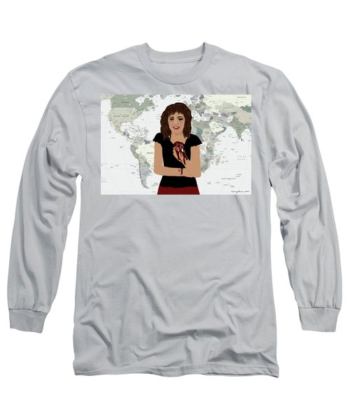 World Pain Long Sleeve T-Shirt