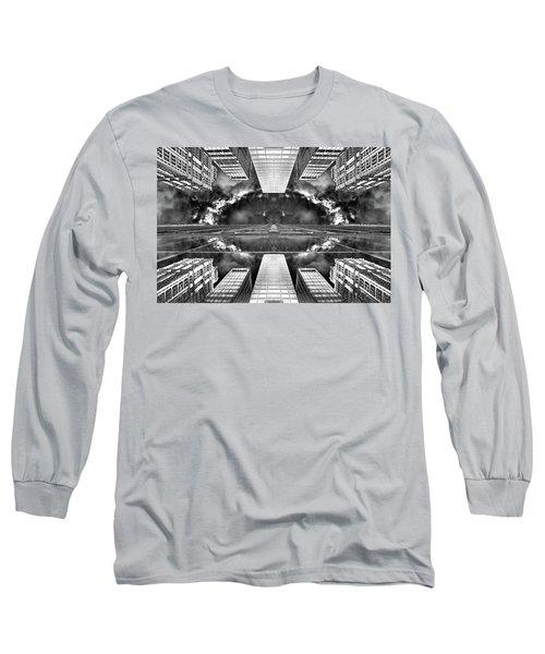 Worlds End  Long Sleeve T-Shirt
