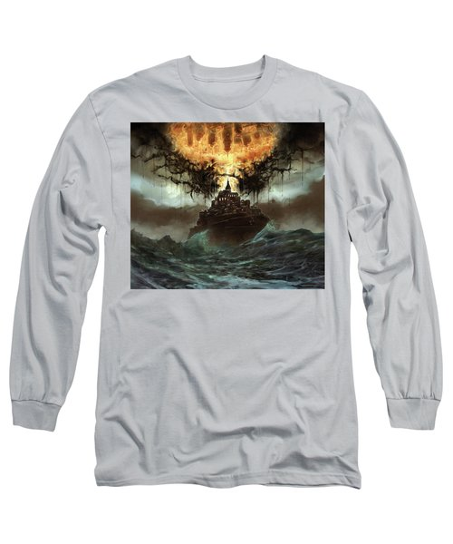 Worlds Merge Long Sleeve T-Shirt