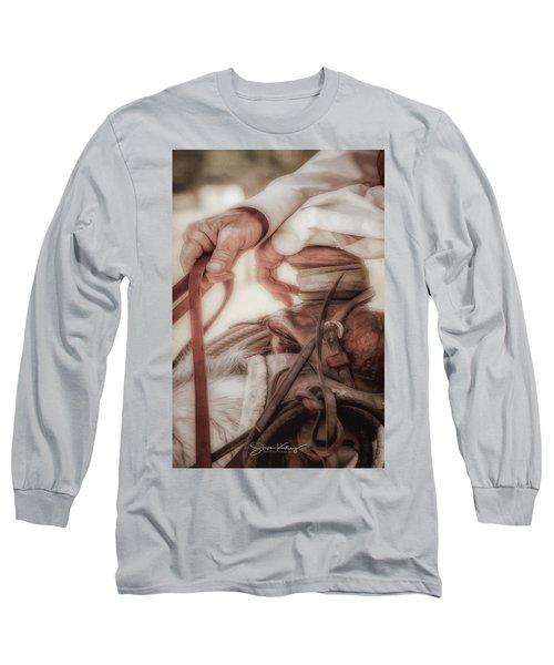 Wrangler Hands Long Sleeve T-Shirt