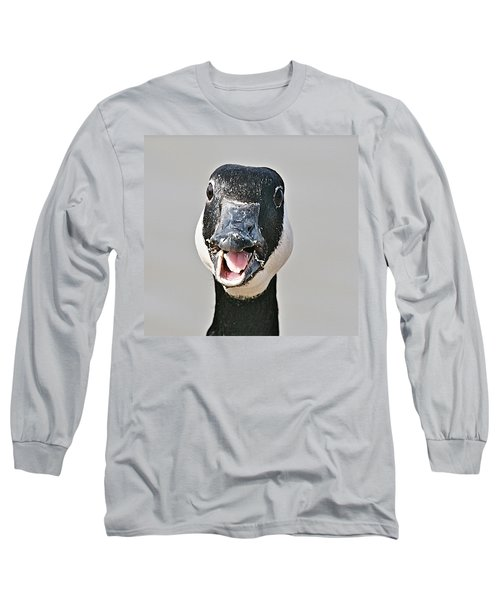 Wwhhaaat Long Sleeve T-Shirt
