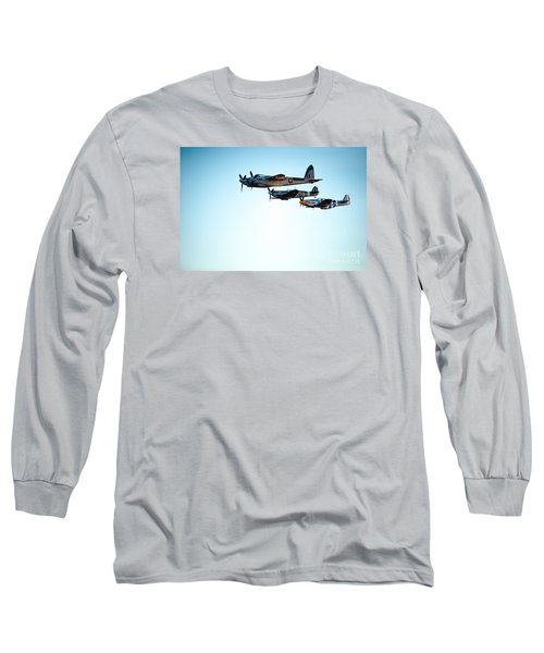 Wwii Planes Long Sleeve T-Shirt