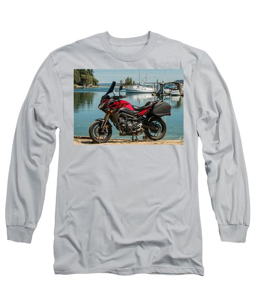 Yamaha Fj-09 .3 Long Sleeve T-Shirt