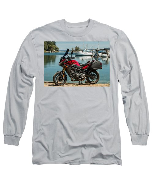 Yamaha Fj-09 .3 Long Sleeve T-Shirt