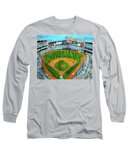 Yankee Stadium Long Sleeve T-Shirt