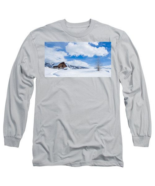 Yeehawww Long Sleeve T-Shirt by Sean Allen