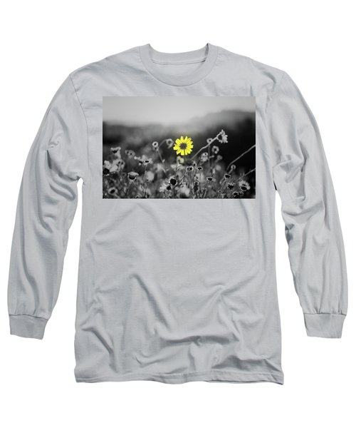 Yellow Is The Color Long Sleeve T-Shirt