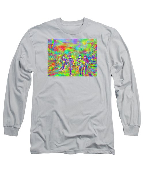 Yesterday Long Sleeve T-Shirt