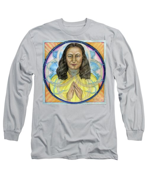 Yogananda Long Sleeve T-Shirt