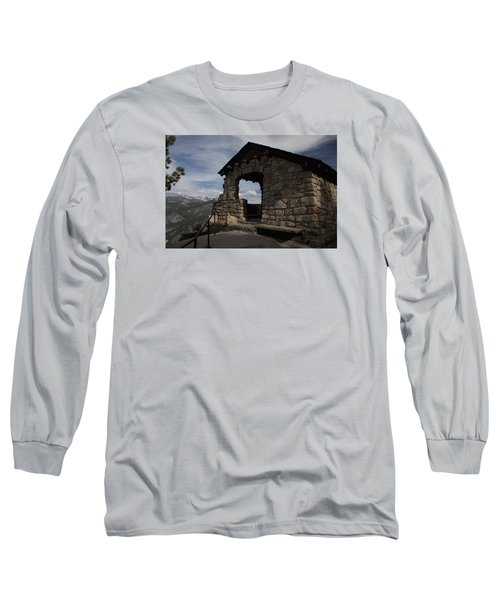Yosemite Refuge Long Sleeve T-Shirt by Ivete Basso Photography