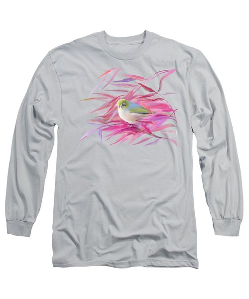 You Looking At Me? Long Sleeve T-Shirt by Ivana Westin