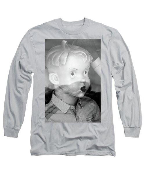 Young Willy Long Sleeve T-Shirt by Jez C Self