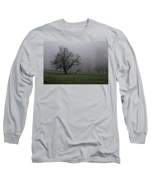 Your Tail Is Showing Long Sleeve T-Shirt