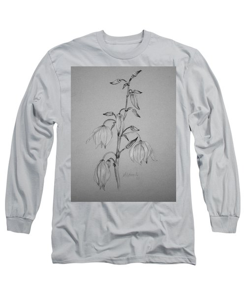 Yucca Long Sleeve T-Shirt by Marna Edwards Flavell