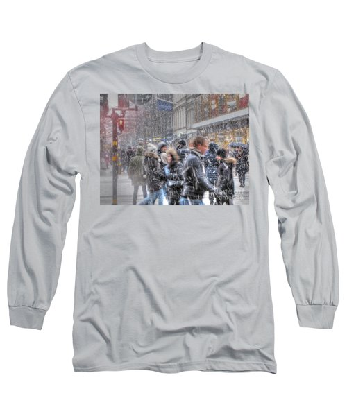 Yury Bashkin Winterstockholm Long Sleeve T-Shirt