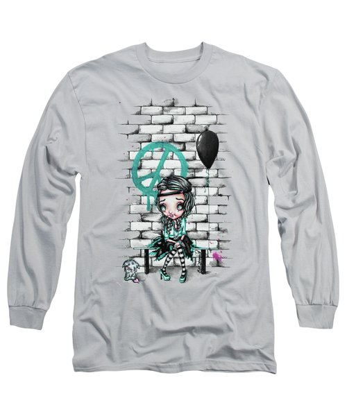 Ziggy Long Sleeve T-Shirt by Lizzy Love