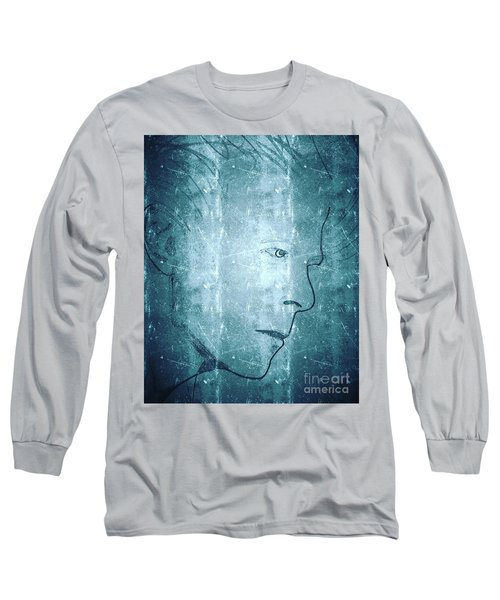 Ziggy Stardust Long Sleeve T-Shirt