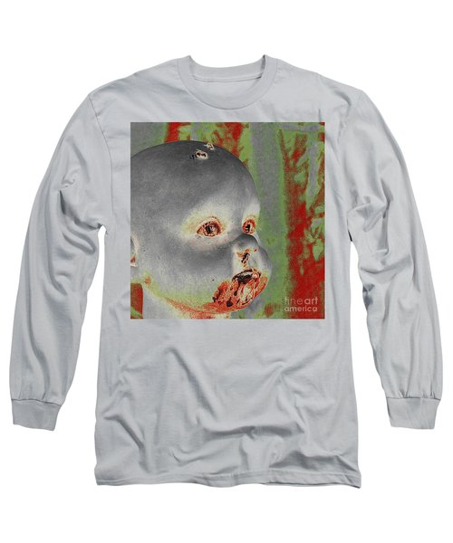 Zombie Baby Two Long Sleeve T-Shirt