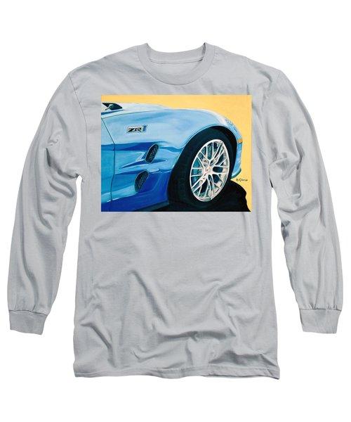 Zr1 Go Faster Long Sleeve T-Shirt