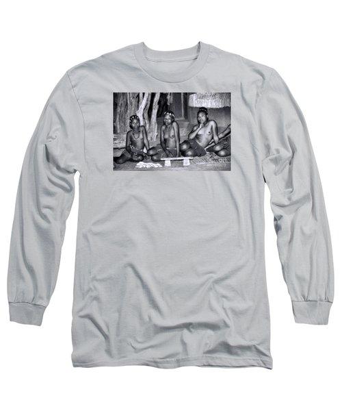 Zulu Women Long Sleeve T-Shirt by Rick Bragan