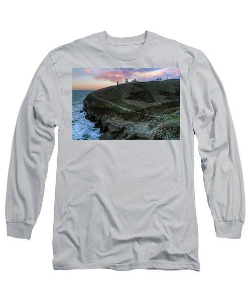 Anvil Point - England Long Sleeve T-Shirt