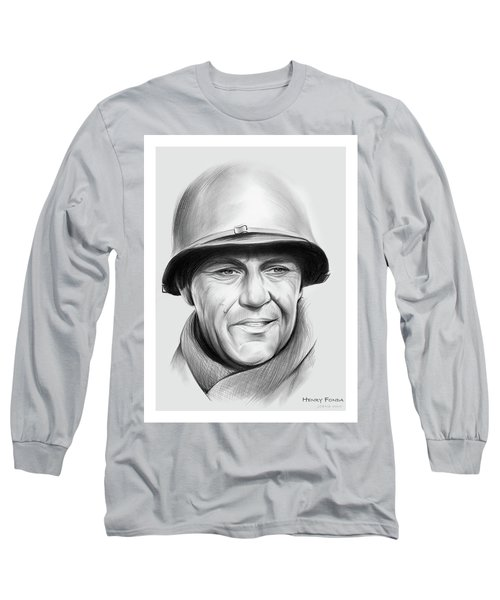 Henry Fonda Long Sleeve T-Shirt