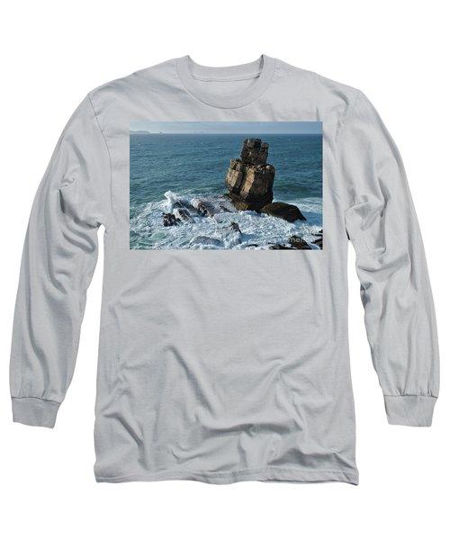 Nau Dos Corvos Long Sleeve T-Shirt