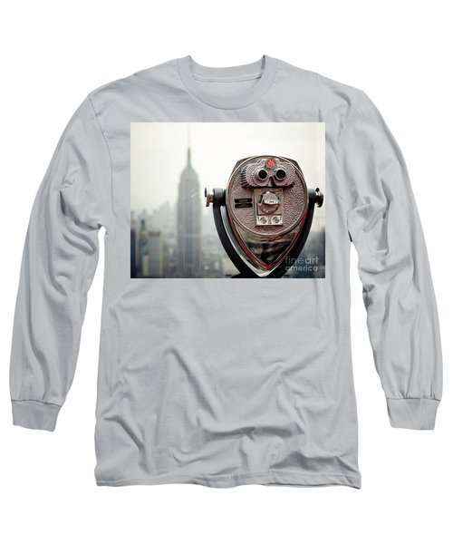 Observation Long Sleeve T-Shirt