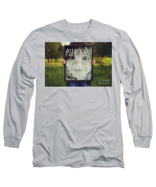 Thebroadcastmonkey Long Sleeve T-Shirt