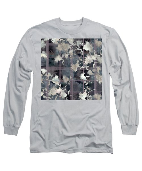 Thistle Plaid  Long Sleeve T-Shirt