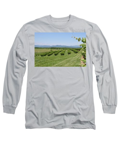 Vineyard Long Sleeve T-Shirt