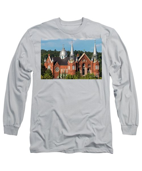 Sacred Heart Cultural Center - Augusta Ga Long Sleeve T-Shirt