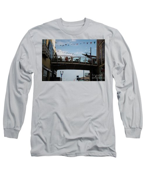 Cardiff Bay  Long Sleeve T-Shirt