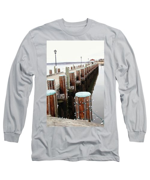 Northport Dock Long Sleeve T-Shirt