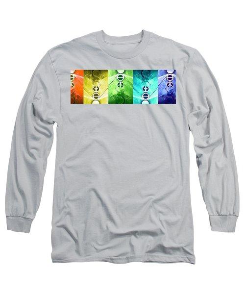 A New World, Chaos Long Sleeve T-Shirt