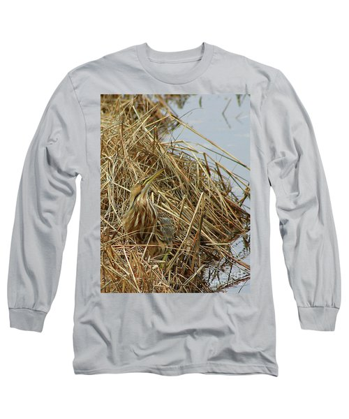 American Bittern Long Sleeve T-Shirt