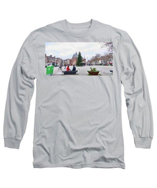 Amsterdam Christmas Long Sleeve T-Shirt
