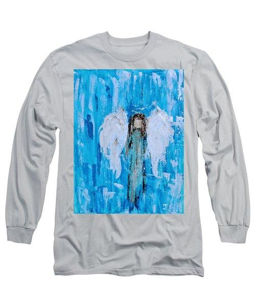 Angel Among Angels Long Sleeve T-Shirt