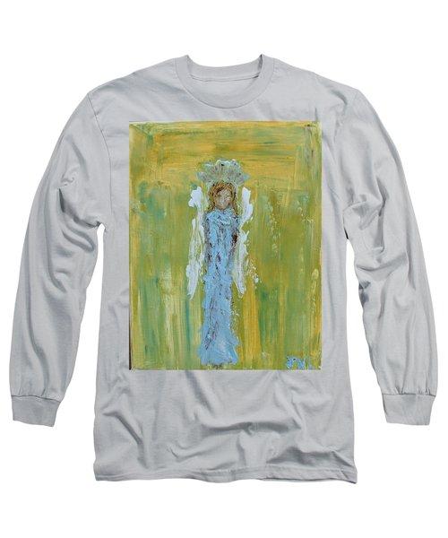 Angel Of Vision Long Sleeve T-Shirt