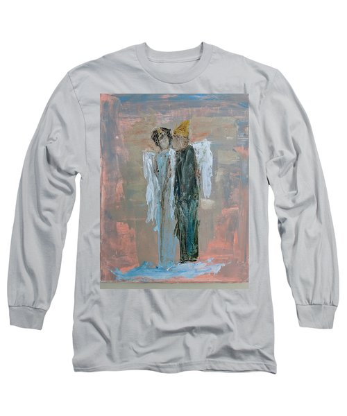 Angels In Love Long Sleeve T-Shirt