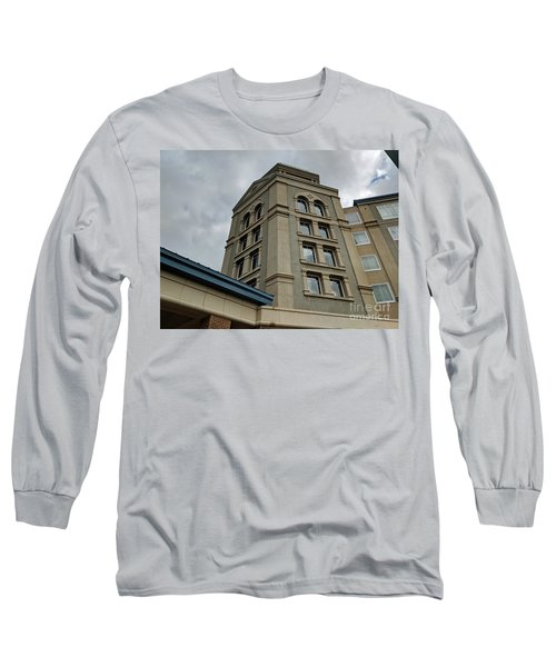Architecture In The Clouds Long Sleeve T-Shirt