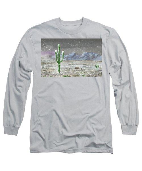 Arizona Blizzard Long Sleeve T-Shirt