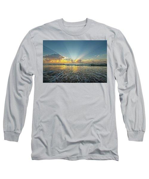Beams Of Morning Light 2 Long Sleeve T-Shirt