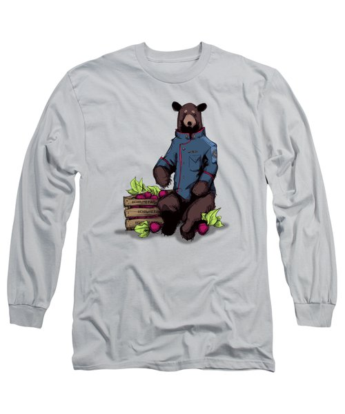 Bears Beets Battlestar Long Sleeve T-Shirt