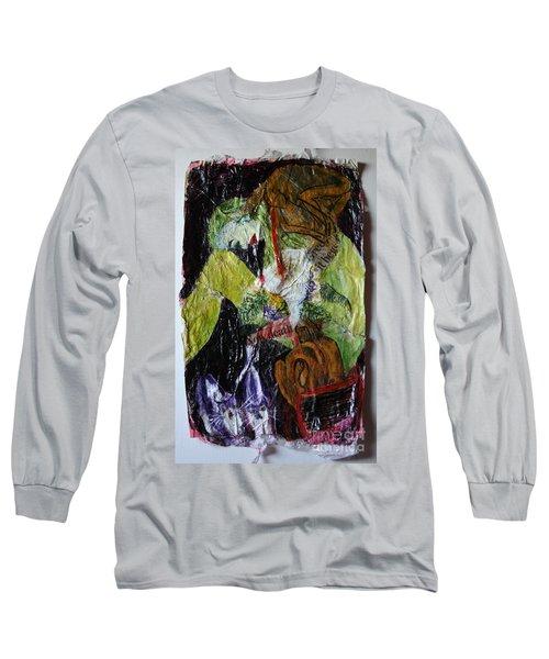 Beaten By A Monkey Long Sleeve T-Shirt