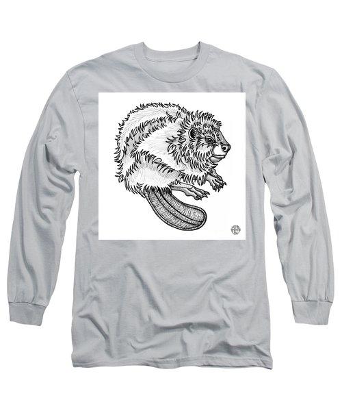 Beaver Long Sleeve T-Shirt