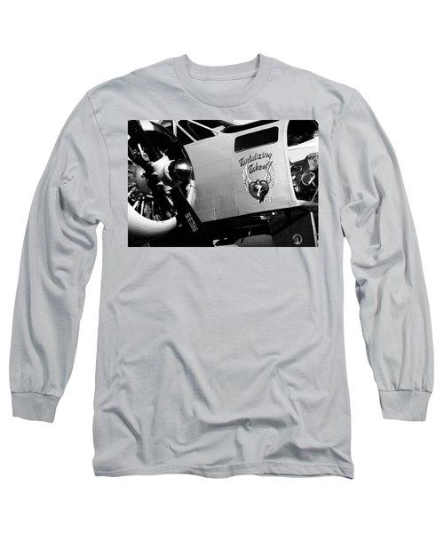Beech At-11 Bw Long Sleeve T-Shirt