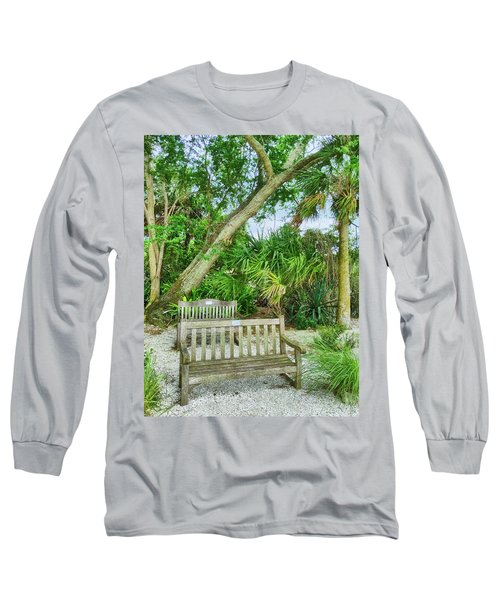 Bench View Long Sleeve T-Shirt
