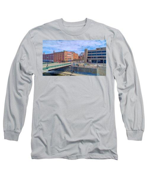 Binghamton Art Long Sleeve T-Shirt