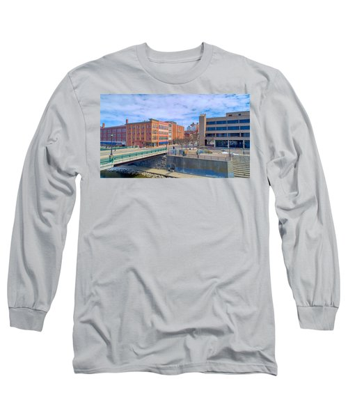 Binghamton Art Long Sleeve T-Shirt